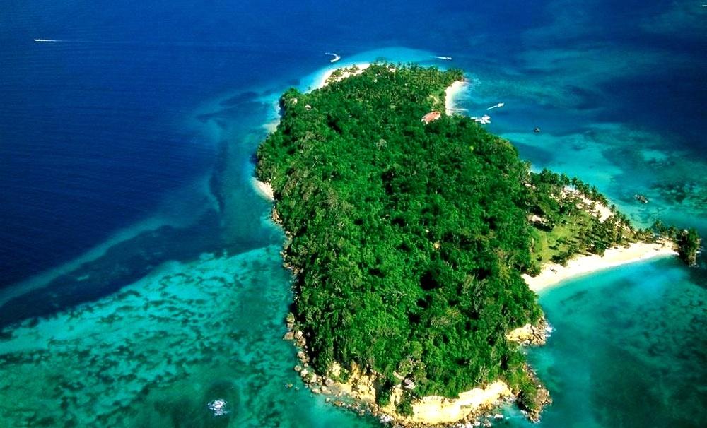 Остров Беата