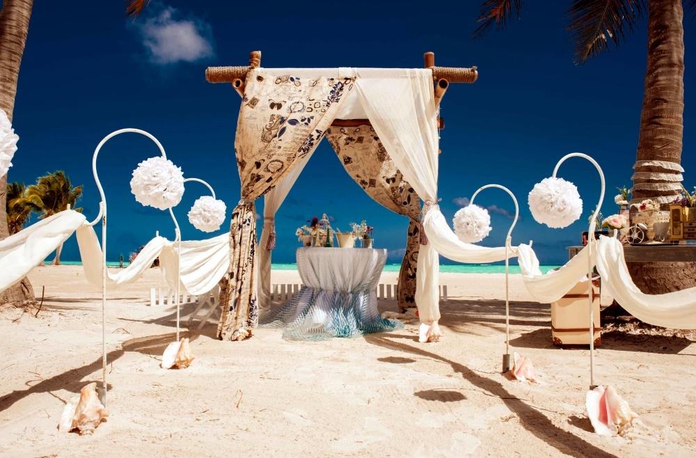 В свадебное путешествие на Карибы