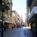 улица El Conde в Сан-Доминго