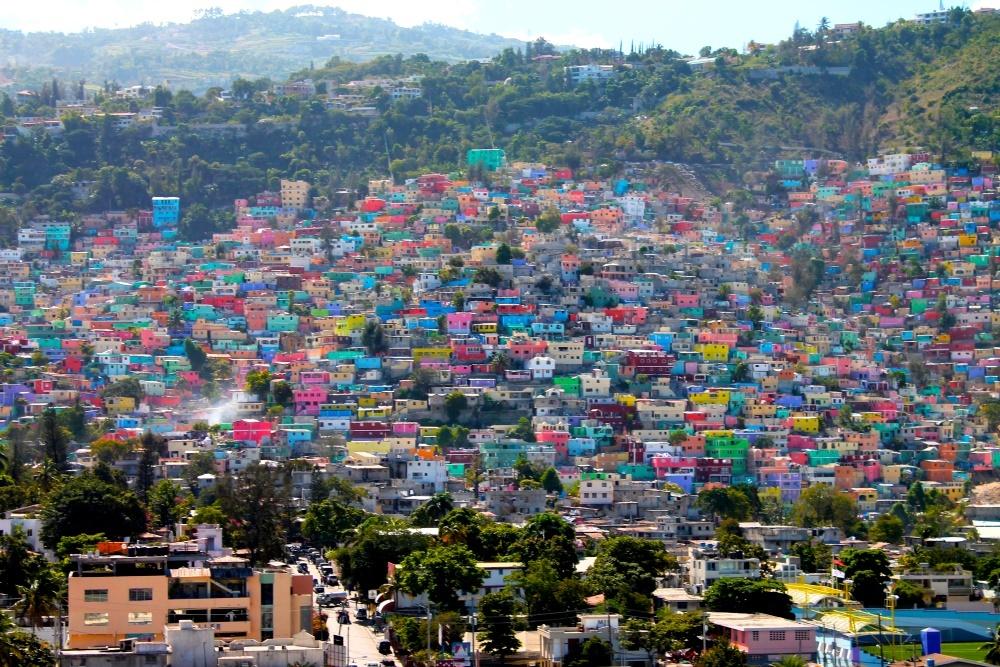 Гаити - столица Порт-о-Пренс