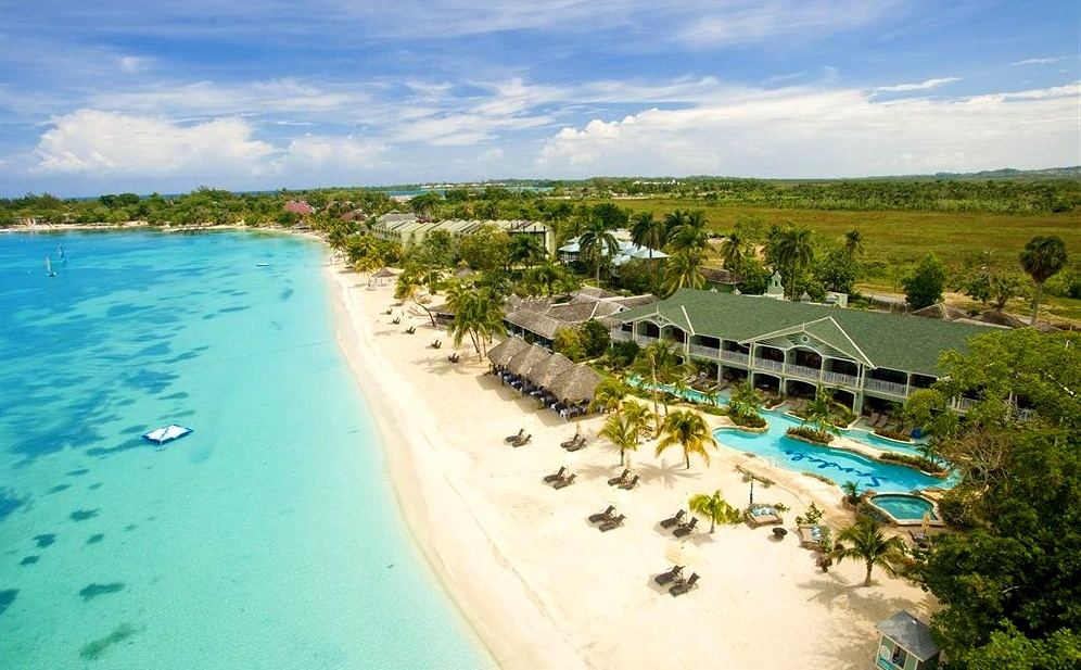 Sandals Negril Beach Resort & Spa Luxury Inclusive Jamaica