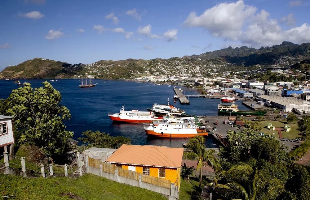 Кингстаун Сент-Винсент и Гренадины