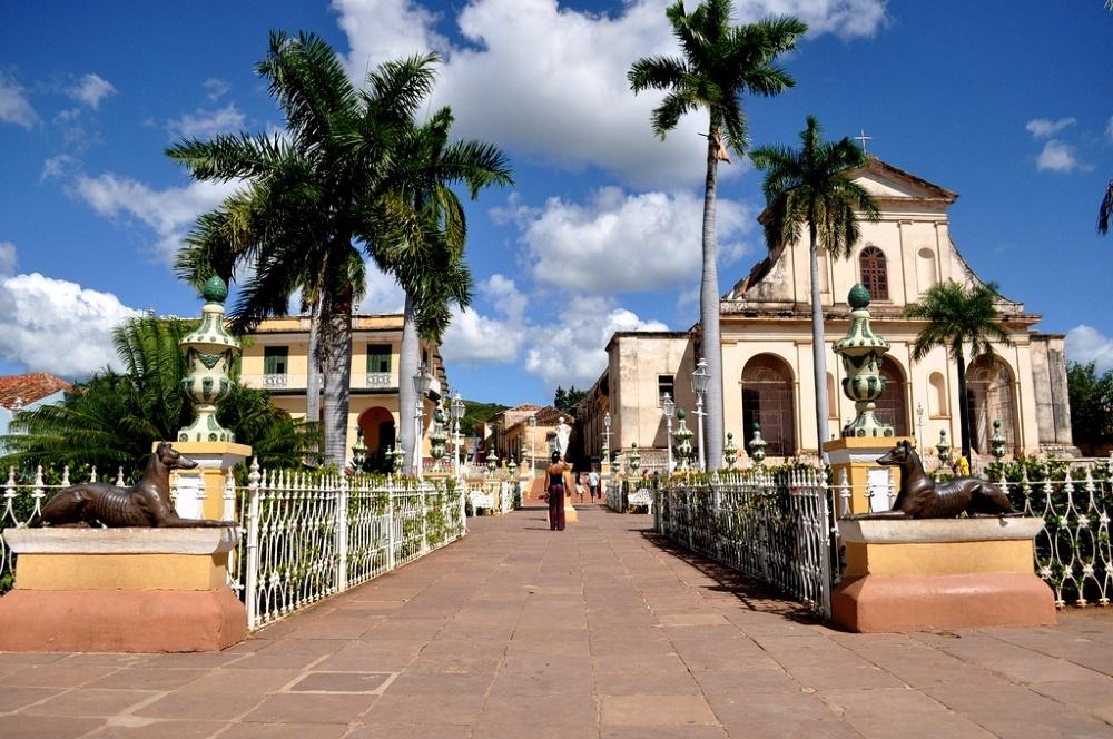 Основная площадь города Пласа-Майор