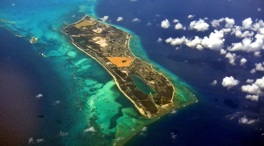 Остров Гранд-Терк