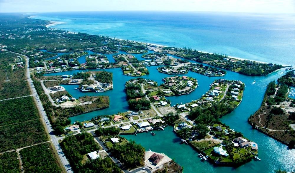 Остров Большой Багама - город Фрипорт