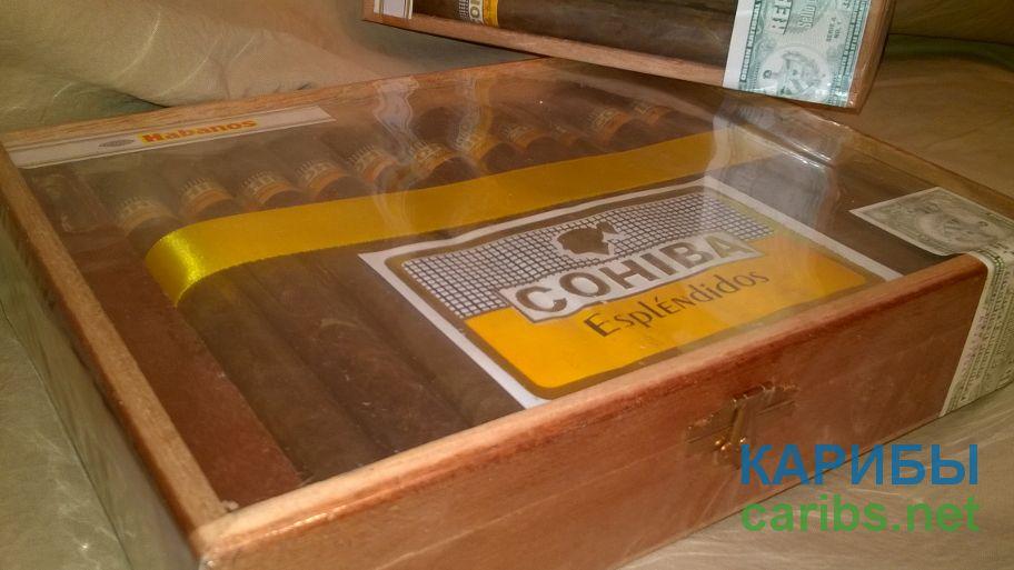 Сигары Habanos COHIBA