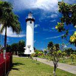 Маяк Punta Higuero Lighthouse