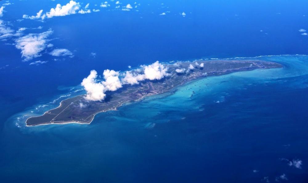 Остров Анегада
