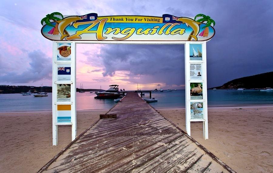 Остров Ангилья - Добро пожаловать!
