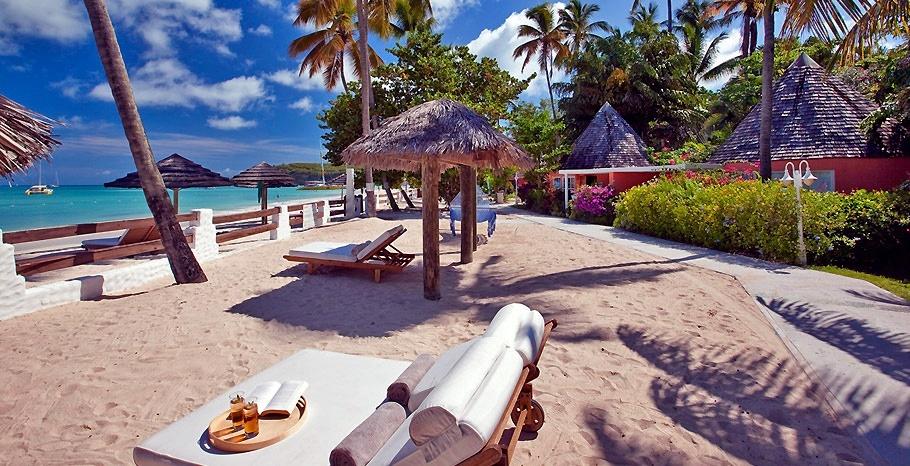 Карибское море о. Антигуа
