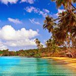 Остров Барбадос, пляж