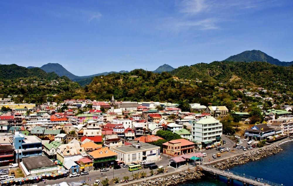 Остров Барбадос - столица Бриджтаун