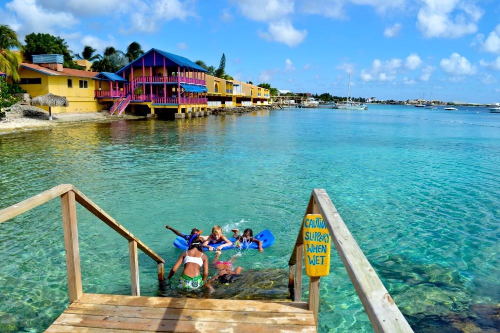 Отдых на карибском острове Бонэйре