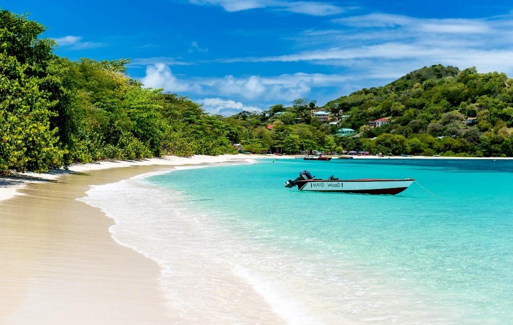 Настоящий рай на острове Карриаку