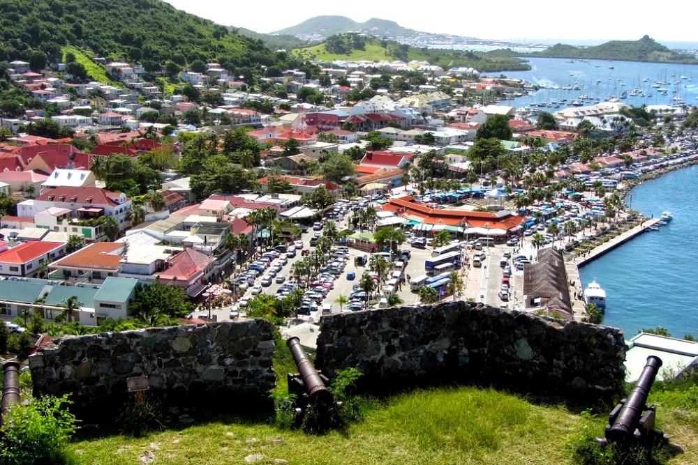 Fort Marigot St-Maarten