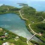 остров Гренада вид сверху