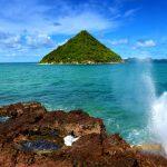 Красивейшие пейзажи острова Гренада