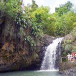 Водопад на острове Гренада
