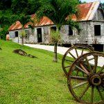 Парки на острове Гренада