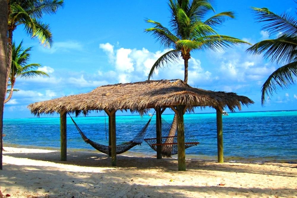 Остров Малый Кайман, пляж