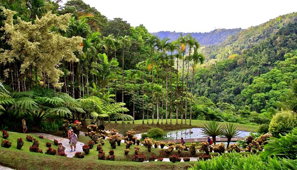 Ботанический сад-сказка Жардин-Балата