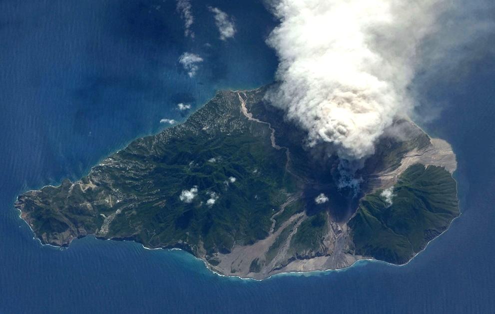 Остров Монтсеррат