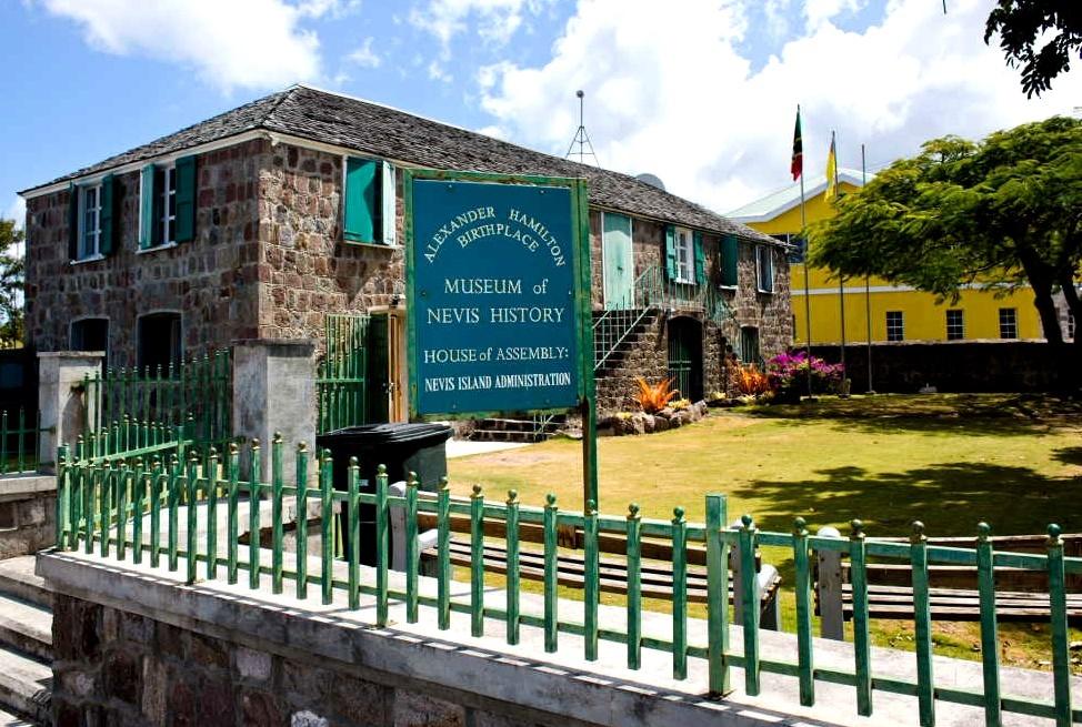 Достопримечательности Невиса