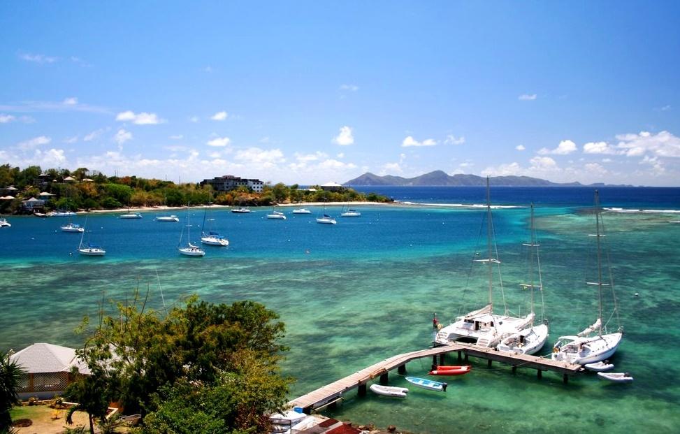 Отдых на острове Сент-Винсент