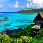 Природа острова Сент-Винсент