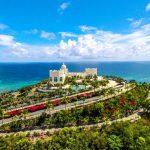 Карибский замок на Санта-Крус