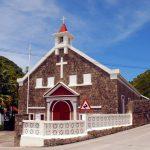 Достопримечательности острова Саба, приход