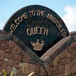 Достопримечательности Саба, монумент Королева праведности