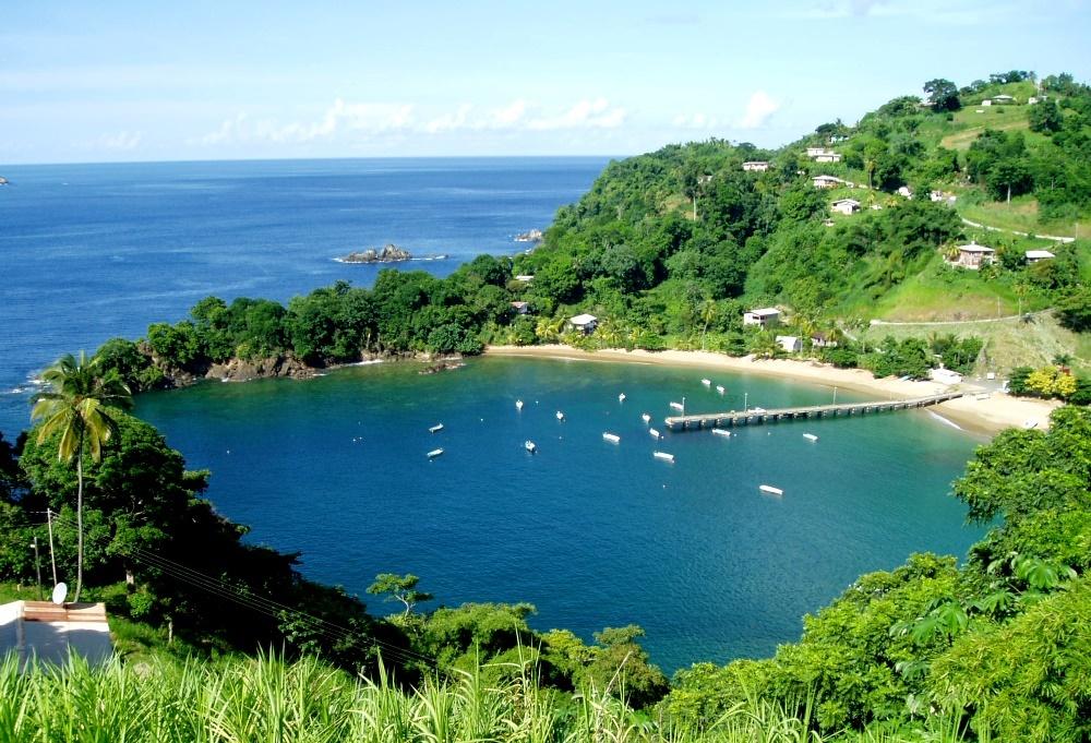 Остров Тобаго