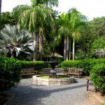 ботанический цветущий сад J.R. O'Neal
