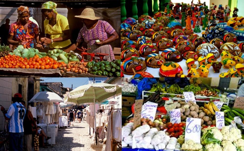 Рынки и цены на Тринидаде