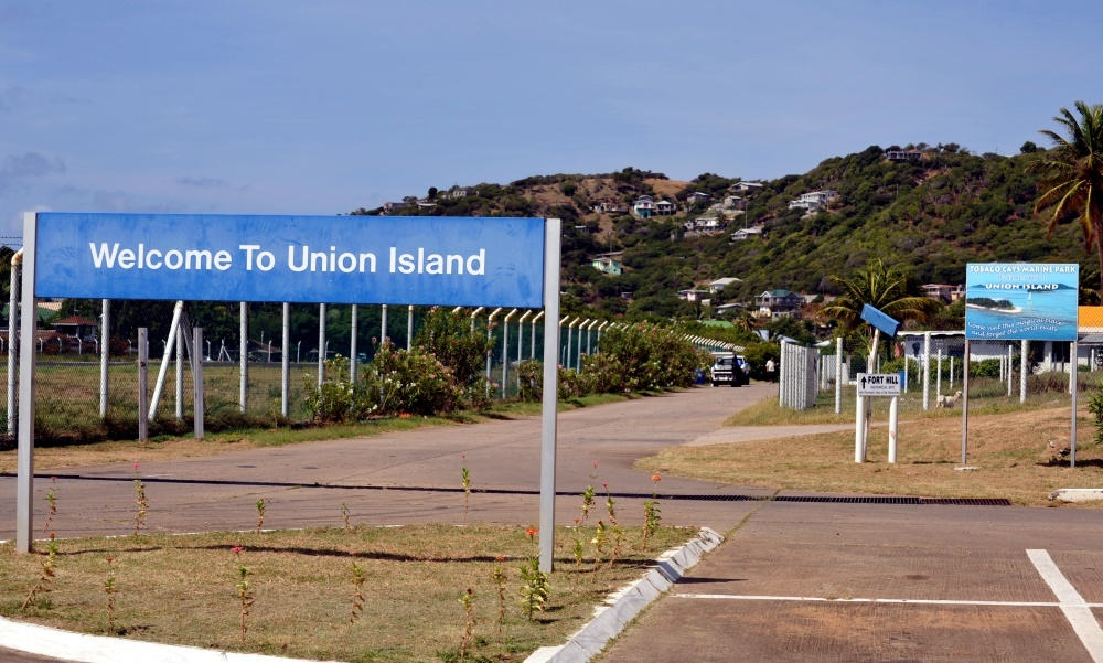Остров Юнион