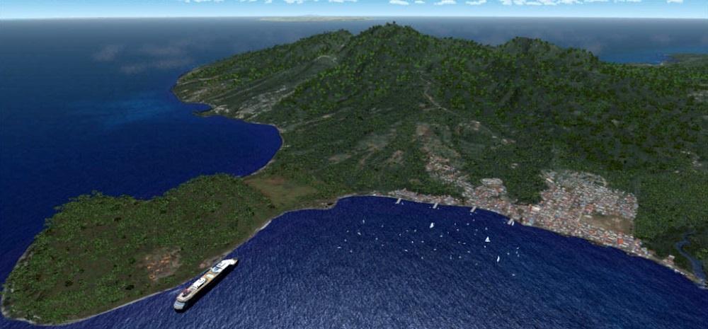 Остров Доминика