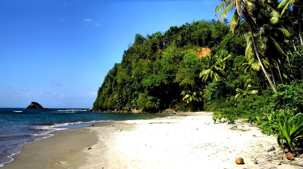 Пляж Доминики