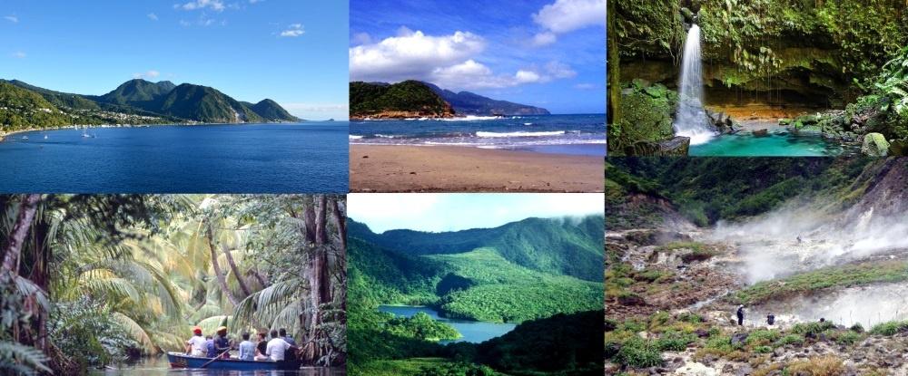Природа Доминики
