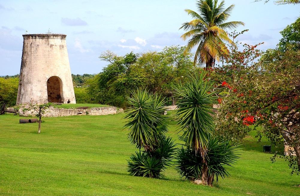 достопримечательности острова Мари-Галант