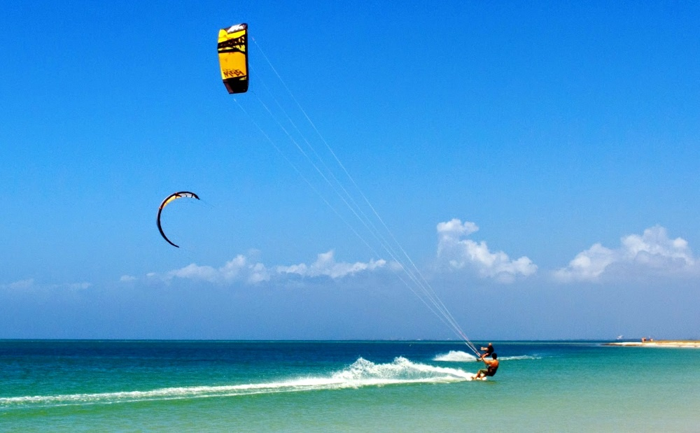 Коче пляжи, песок, отдых, Венесуэла