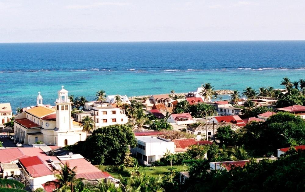 Остров Мари-Галант